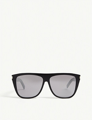 SAINT LAURENT Aviator sunglasses