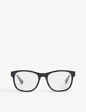 GUCCI GG0004O square-frame glasses