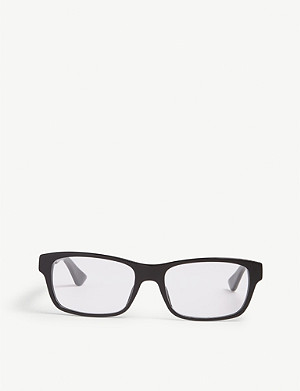 GUCCI GG0006O rectangle-frame glasses
