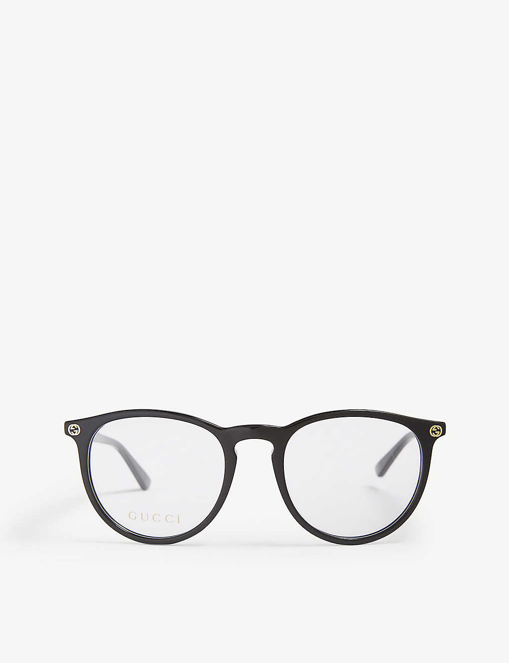 3874dee763 GG00270 round optical glasses - Black ...