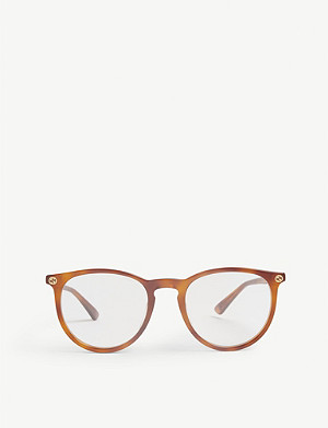 GUCCI GG0027O optical glasses