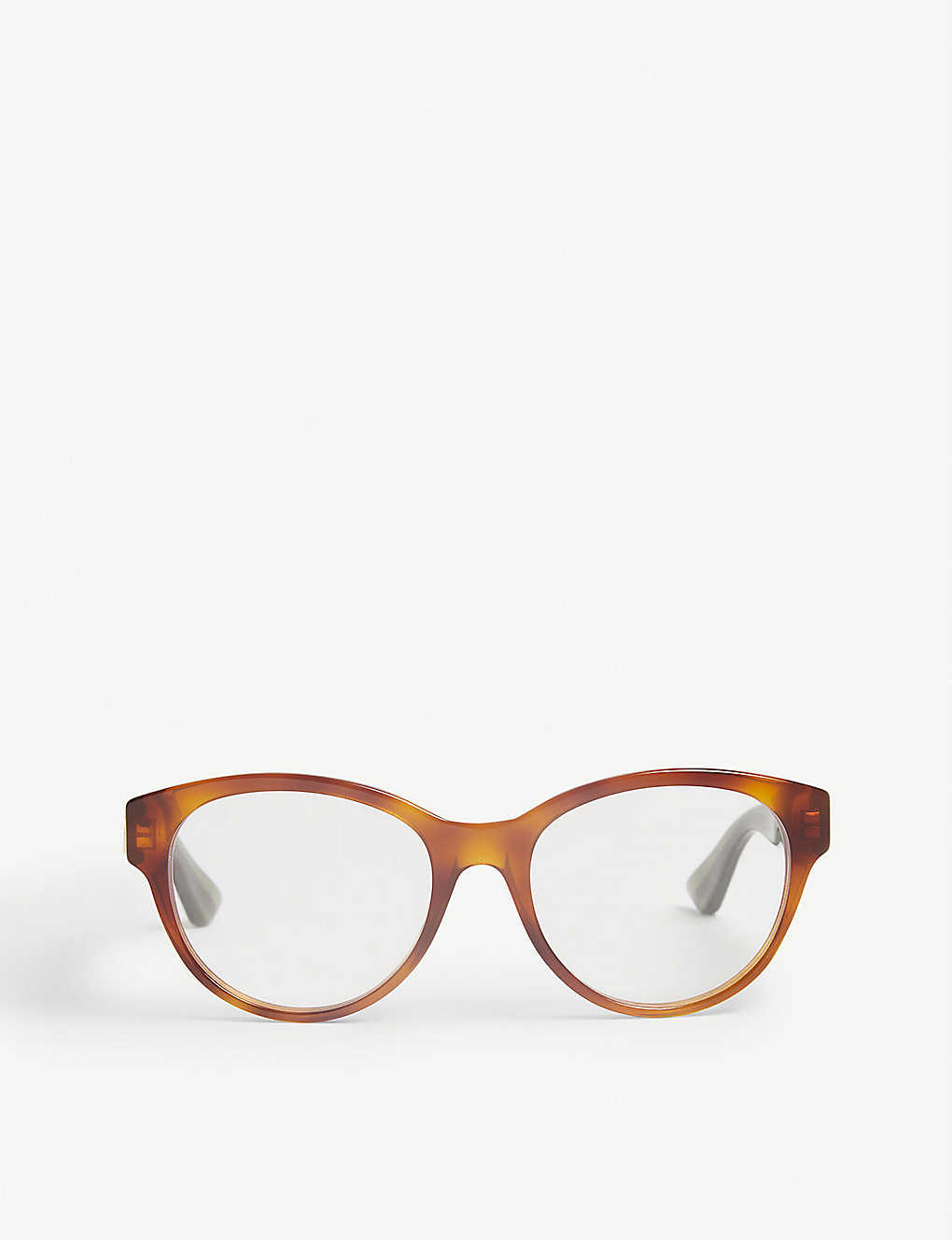 GUCCI: GG0039O cat-eye-frame glasses