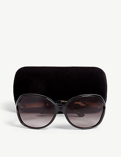 4fc7ce76e410 GUCCI - Sunglasses - Accessories - Womens - Selfridges   Shop Online