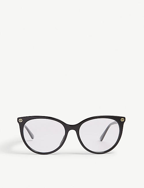 14bcfa9cbb99 GUCCI - BVLGARI - Cat eye - Sunglasses - Accessories - Womens ...