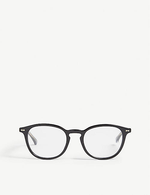 43e91580324 GUCCI GG0187O round-frame glasses. GUCCI GG0187O round-frame glasses. Quick  Shop