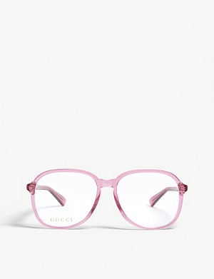 GUCCI GG0259O optical glasses