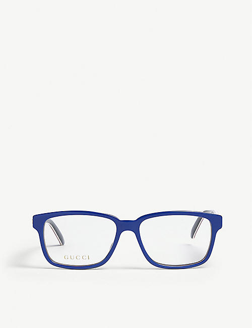 GUCCI GG0272O rectangle glasses