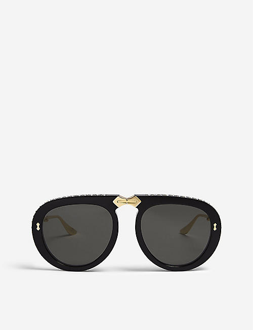 1b1121c2b9b GUCCI - Sunglasses - Accessories - Womens - Selfridges