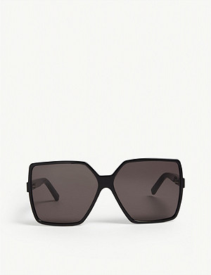SAINT LAURENT Betty sunglasses