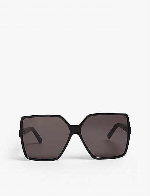 SAINT LAURENT: Betty sunglasses