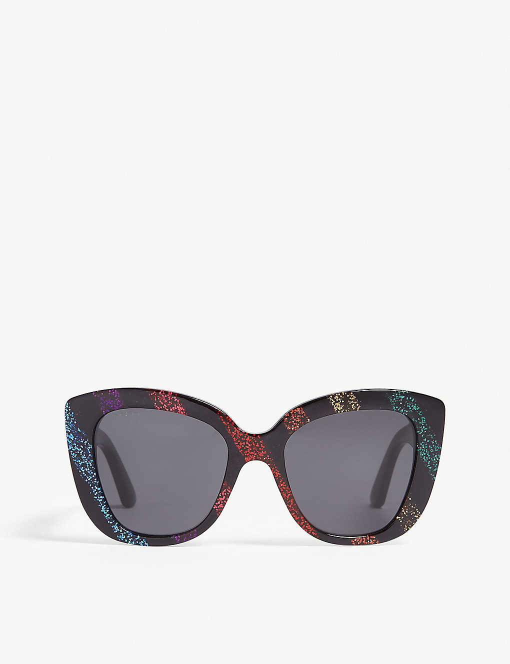 eb7be0b71865b GUCCI - GG0327S cat-eye-frame sunglasses