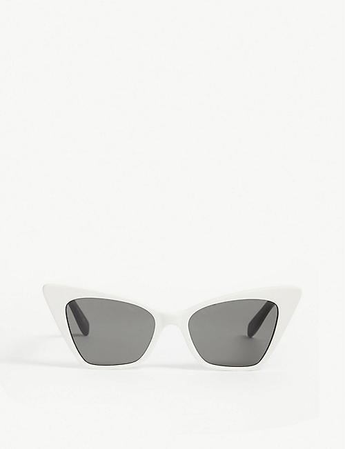 bdc80666a SAINT LAURENT - Sunglasses - Accessories - Womens - Selfridges ...