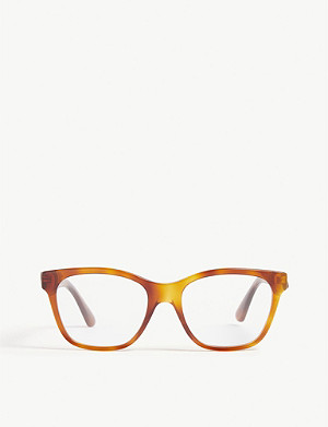 GUCCI GG0420O square-frame glasses