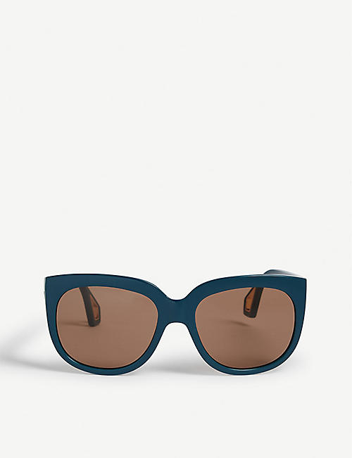 GUCCI: Cat eye sunglasses