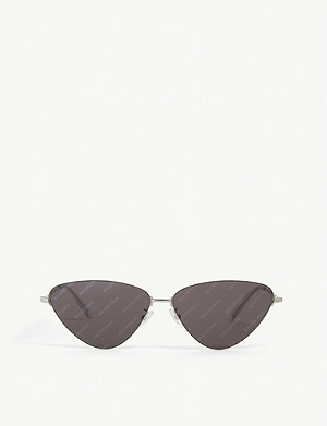 BALENCIAGA BB0015S cat-eye sunglasses