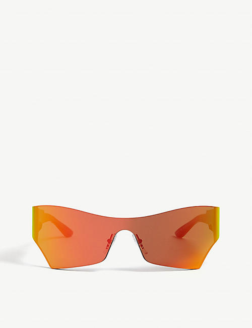 BALENCIAGA: BB0040S cat-eye sunglasses