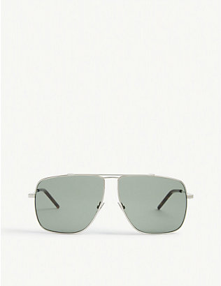 SAINT LAURENT: SL 298 aviator sunglasses