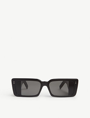 GUCCI GG0543S rectangle-frame sunglasses