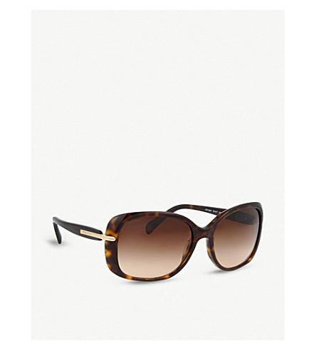 PRADA Sunglasses Havana sunglasses