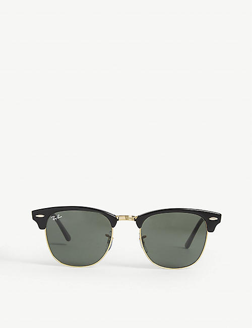 RAY-BAN: Clubmaster RB3016 sunglasses
