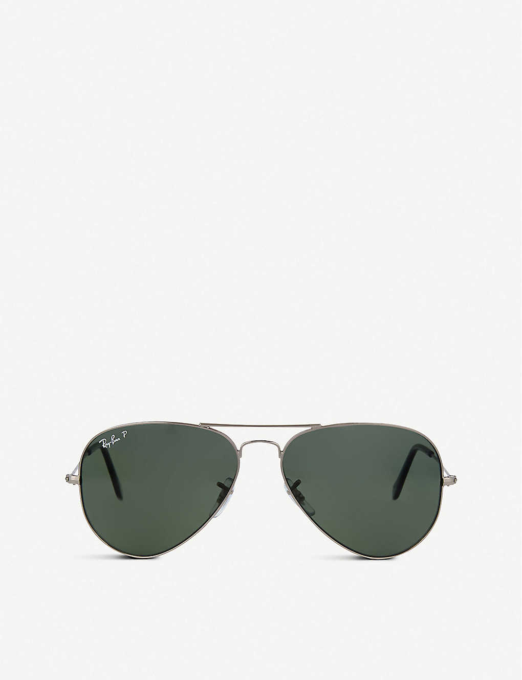 9c404025a RAY-BAN - Original aviator gunmetal-frame sunglasses RB3025 58 ...