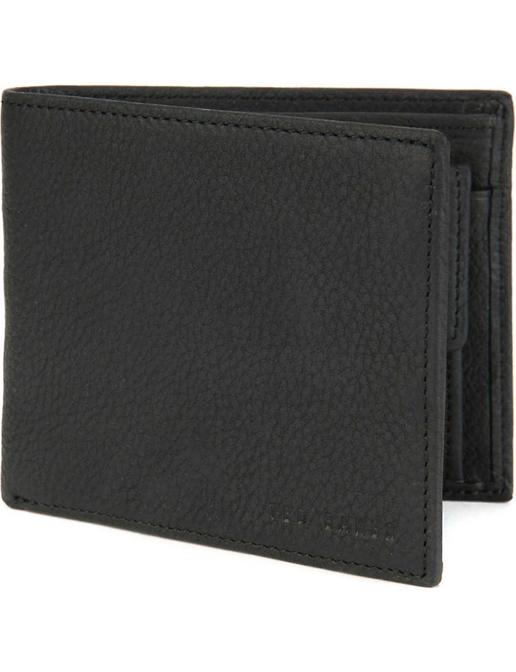 2e3a28367a6 TED BAKER - Adition leather bifold wallet | Selfridges.com