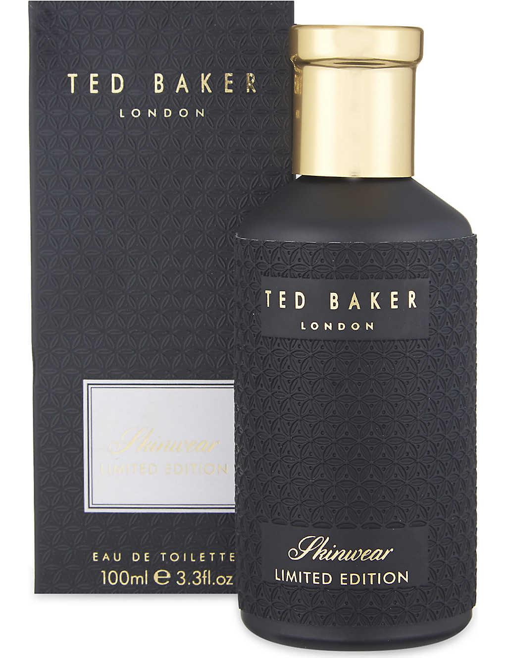 0275b07b55 TED BAKER - Skinwear limited edition edt 100ml | Selfridges.com