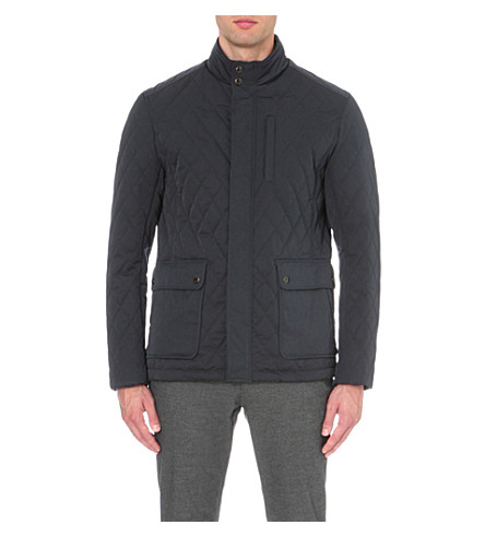 aa1737c9563054 TED BAKER - Palmer quilted jacket