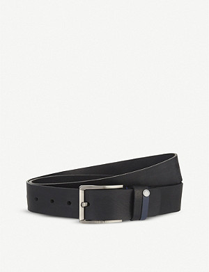 TED BAKER Keepsak leather belt