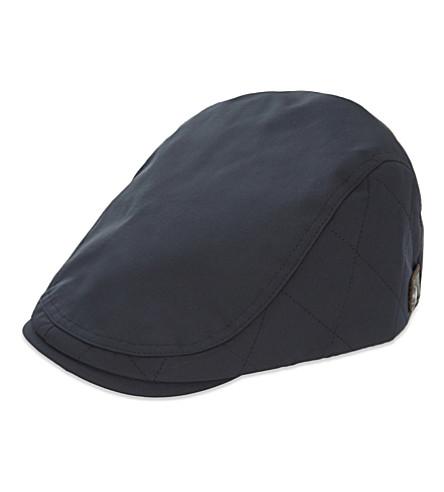 33343cfe5ef TED BAKER QUILTEA PANEL FLAT CAP