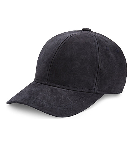 ... TED BAKER Sospeny suede baseball cap (Navy. PreviousNext 590737aaed23