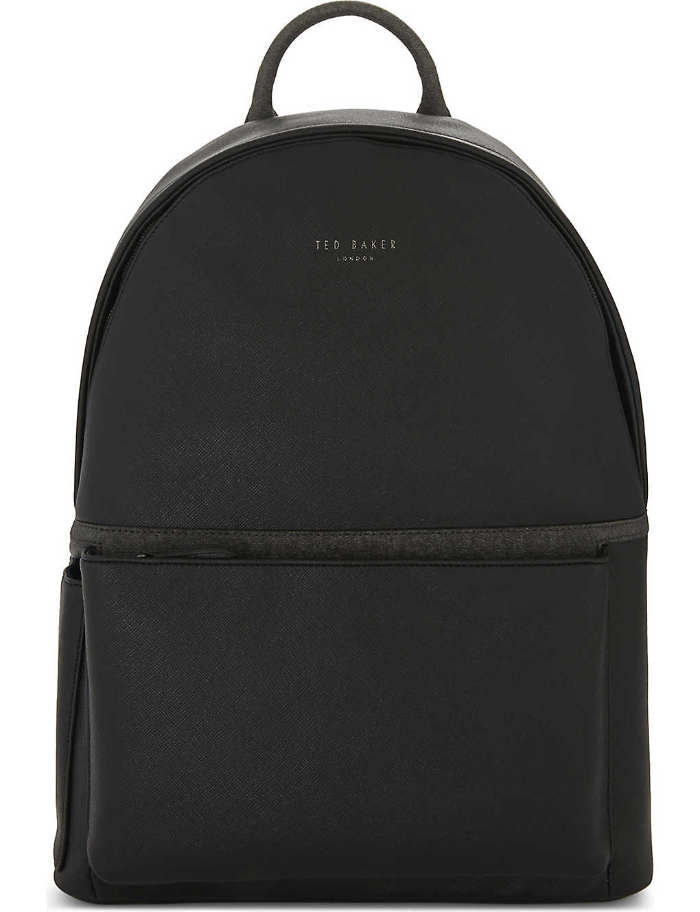 23dd81147 TED BAKER - Fangs crossgrain leather backpack