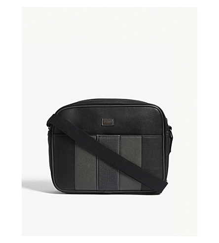 54cd2a293a9b ... TED BAKER Moons messenger bag (Black. PreviousNext