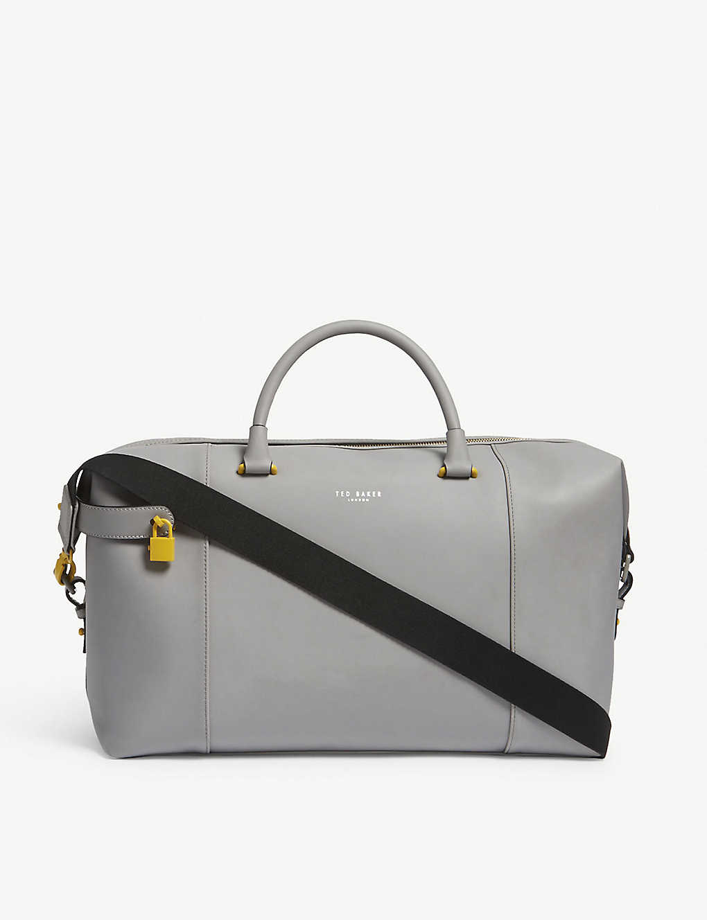 e28eafb86 TED BAKER - Newmex rubber-look holdall