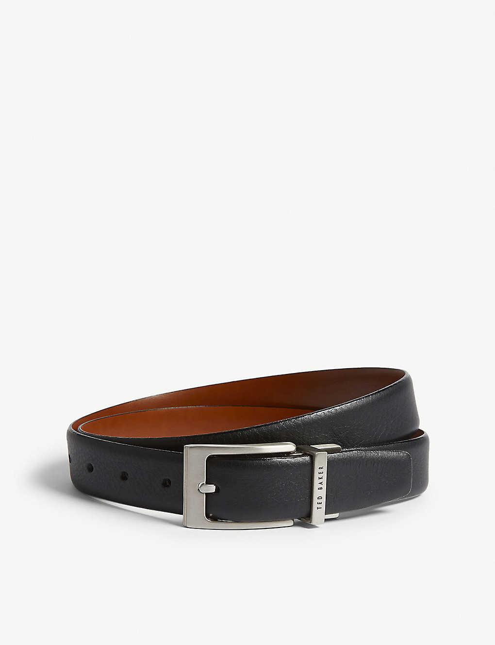 a1705bd86f74 TED BAKER - Karmer reversible leather belt