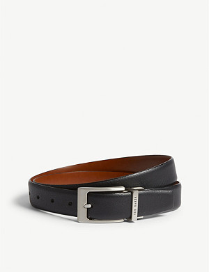 TED BAKER Karmer reversible leather belt