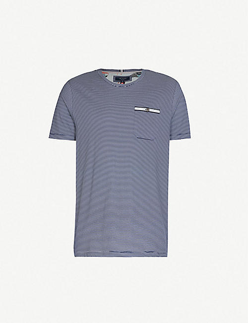 c0ae06c84 TED BAKER - T-Shirts - Tops   t-shirts - Clothing - Mens ...