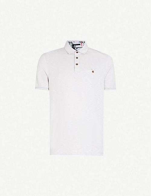 b39b284b9 TED BAKER - Polo shirts - Tops   t-shirts - Clothing - Mens ...
