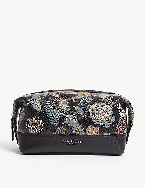 TED BAKER - Luggage - Bags - Selfridges   Shop Online cff54d8a30