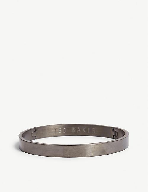 29c067472 TED BAKER Lizaa beaded leather double-wrap bracelet. £39.00. More Colours · TED  BAKER Novva hinged bracelet