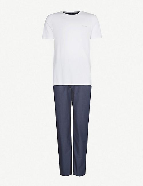 8b3bbab280 TED BAKER - Pyjamas sets - Nightwear   loungewear - Clothing - Mens ...
