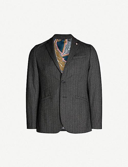 818f9f8a6 TED BAKER - Casual blazers - Blazers - Clothing - Mens - Selfridges ...