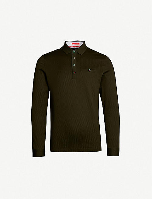 2d953758a89abc TED BAKER - Polo shirts - Tops   t-shirts - Clothing - Mens ...
