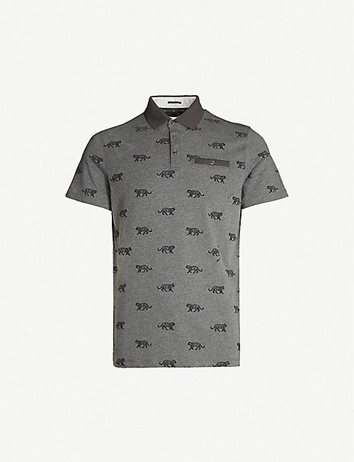 967268265 TED BAKER - Polo shirts - Tops   t-shirts - Clothing - Mens ...