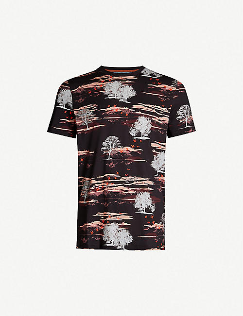 71181a2e001c22 TED BAKER - T-Shirts - Tops   t-shirts - Clothing - Mens ...