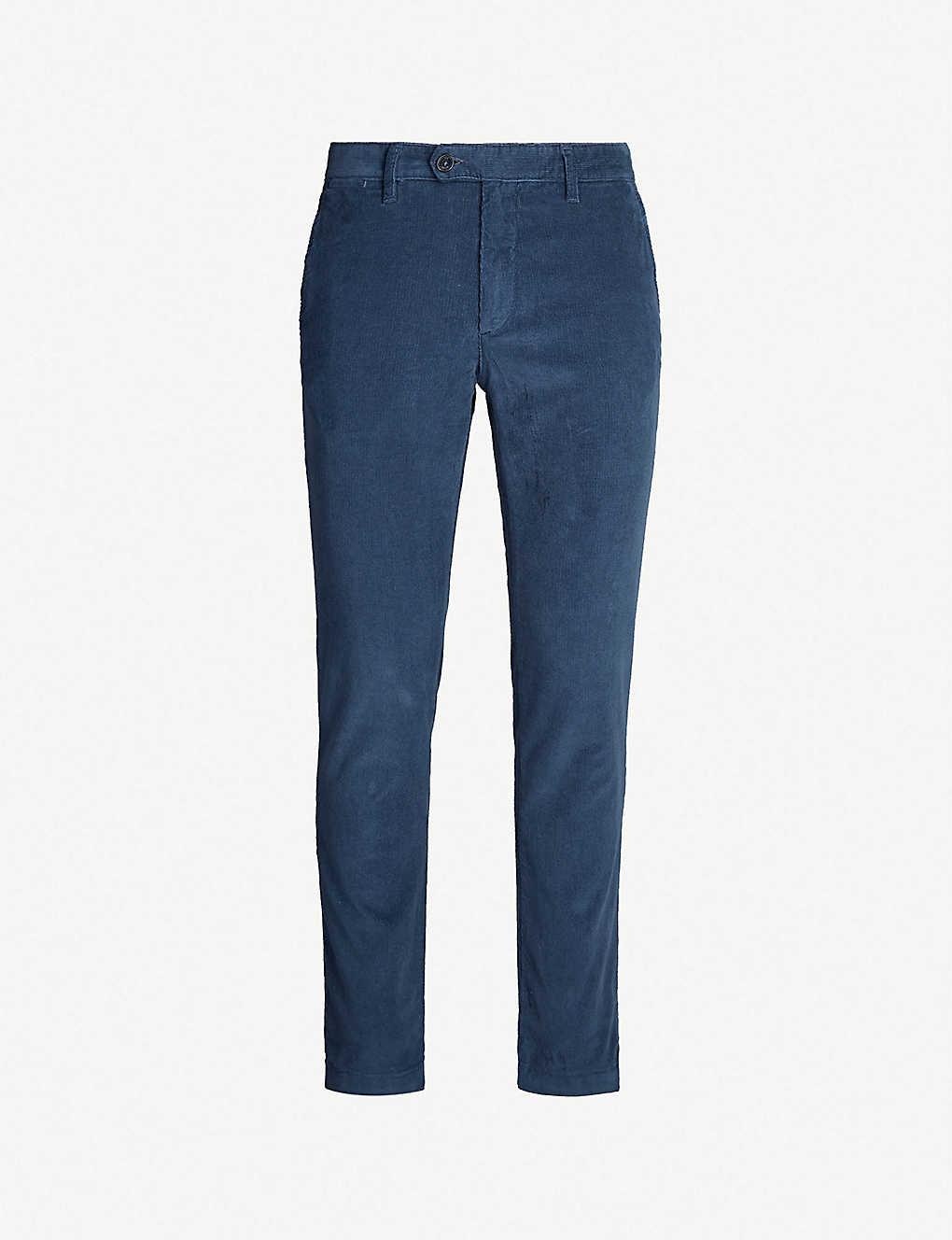 e577e75c4f5 TED BAKER - Cordtro slim-fit corduroy trousers | Selfridges.com