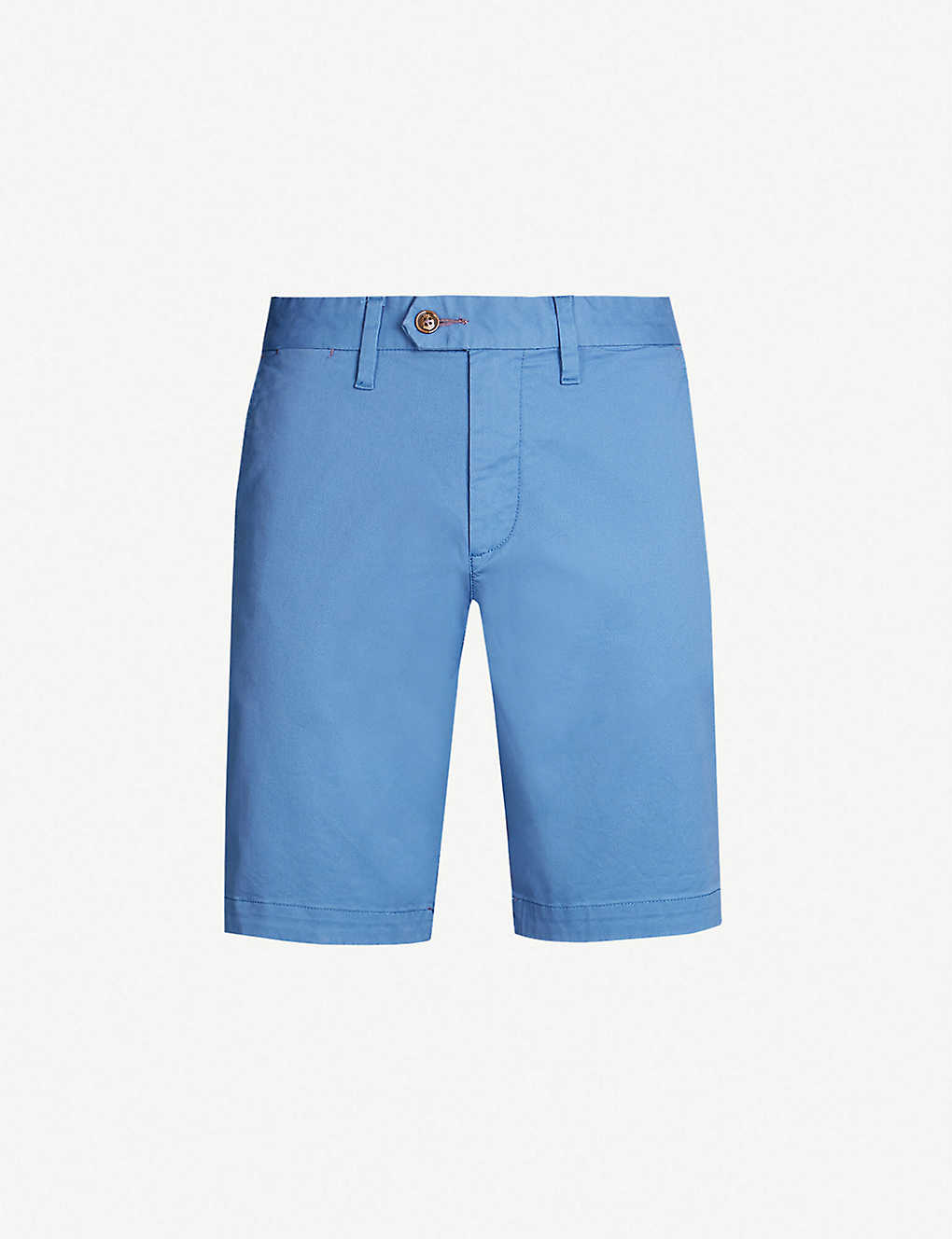 TED BAKER: Selshor stretch-cotton chino shorts