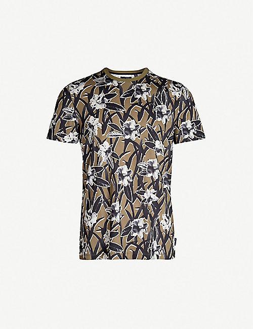 94e00ff8c TED BAKER - T-Shirts - Tops   t-shirts - Clothing - Mens ...