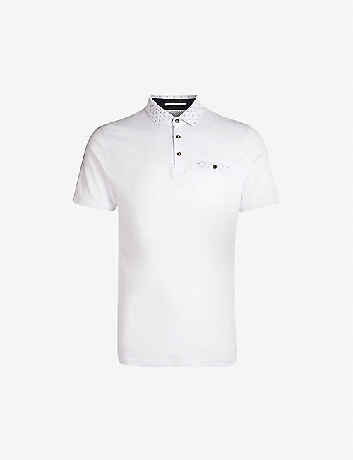 843a41998a8345 TED BAKER - Polo shirts - Tops & t-shirts - Clothing - Mens ...