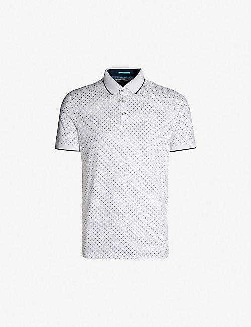 affd6f0e2 TED BAKER - Polo shirts - Tops   t-shirts - Clothing - Mens ...